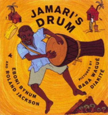 Cover of Jamari's Drum