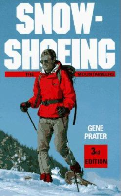 Book cover of Snow-shoeing