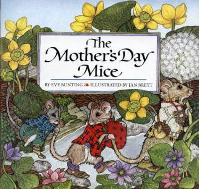 Book cover of  The Mother's Day Mice
