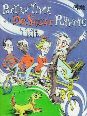 Book Cover: Poetry Time with Dr. Seuss Rhymes