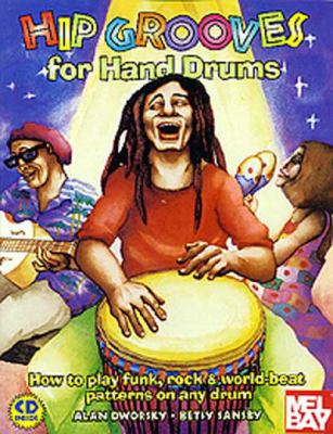 Book cover: Hip Grooves for Hand Drums