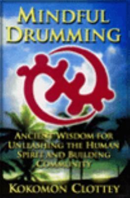 Book cover: Mindful Drumming