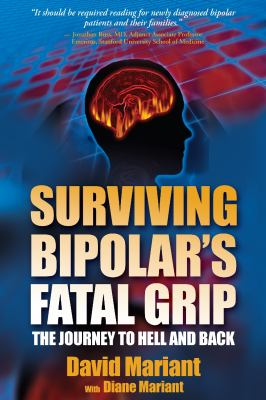 Book cover for Surviving Bipolar's Fatal Grip