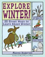 Cover of Explore Winter