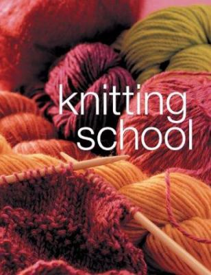 Cover of Knitting School