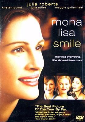 Mona Lisa Smile DVD cover