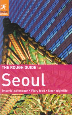 Book cover: Rough Guide to Seoul