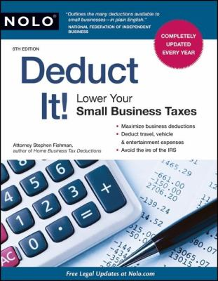 Book cover of Deduct It!