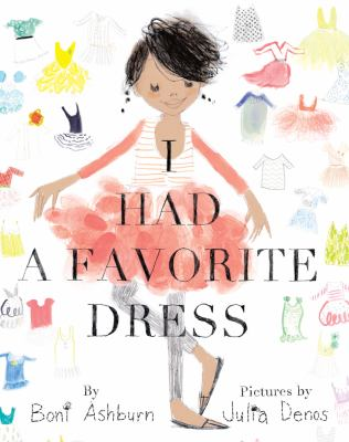 cover of  I had a favorite dress by Boni Ashburn