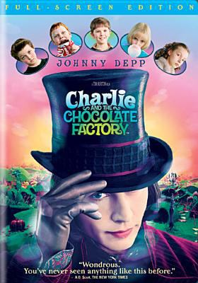 Charlie and the chocolate factory (videorecording), 2005