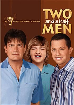 Cover of Two and a Half Men - Season 7 DVD
