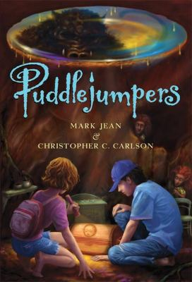 Puddlejumpers book cover