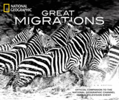 Book cover of Great Migrations