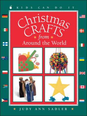 Book cover of Christmas Crafts From Around the World