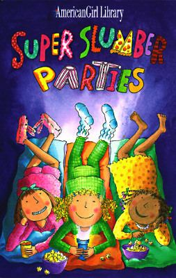 Book cover: Super slumber parties