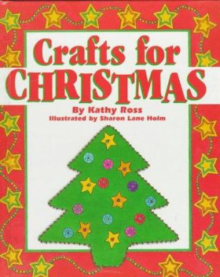 Book cover of Crafts for Christmas