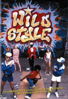 Cover of DVD &quot;Wild Style&quot;