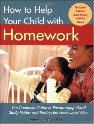Book cover of How to Help Your Child with Homework