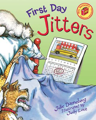 Book cover of First Day Jitters
