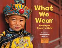 What We Wear cover