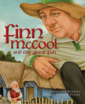 Cover of Finn McCool and the Great Fish