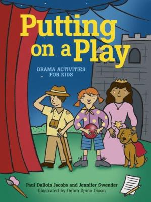 Book Cover: Putting On a Play