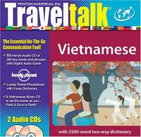 Travel Talk Vietnamese cover