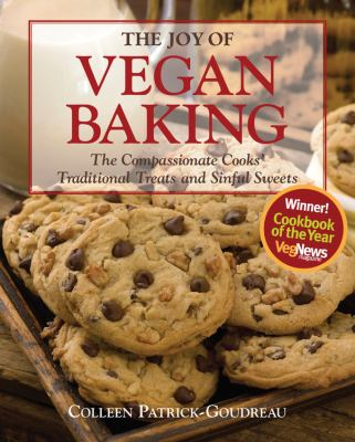 The Joy of Vegan Baking cover