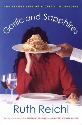 Book cover of Garlic and Sapphires