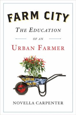 Book cover of Farm City
