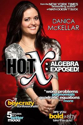 Cover of Hot X: Algebra Exposed!