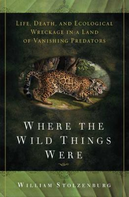Book cover of Where the Wild Things Were