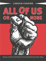 "cover image of ""All of Us or None"""