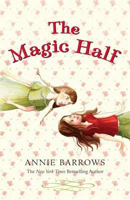 Book cover of The Magic Half