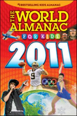 Cover of World Almanac for Kids 2011
