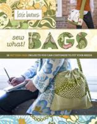Book cover: Sew What! Bags