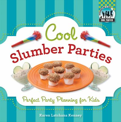 Book cover: Cool slumber parties