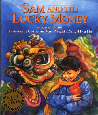 Book cover of Sam and the Lucky Money