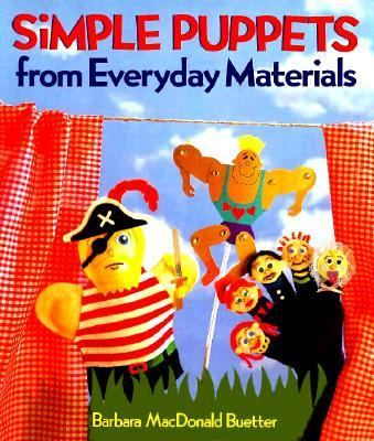 Book Cover: Simple Puppets from Everyday Materials