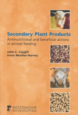 Secondary Plant Products cover art