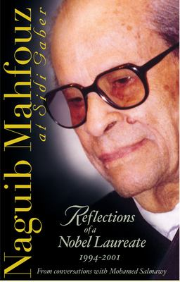 Book jacket of Naguib Mahfouz at Sidi Gaber