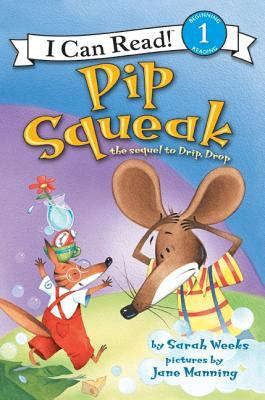 Pip Squeak Book Cover