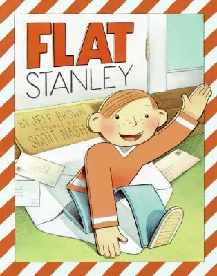Flat Stanley by Jeff Brown, 1964