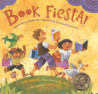 Book cover of Book Fiesta!