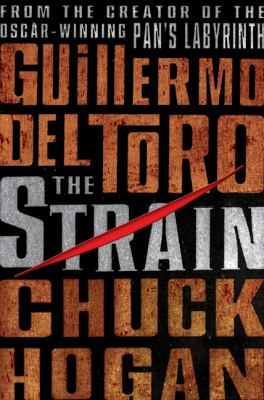 Book cover of The Strain