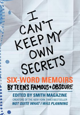 Book cover of I Can't Keep My Own Secrets