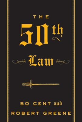 Book cover of The 50th Law
