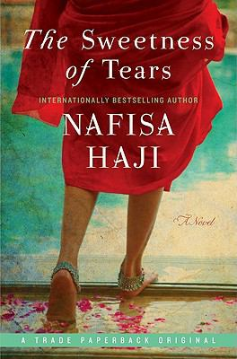 book cover. the sweetness of tears