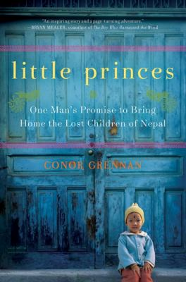 Book cover of Little Princes