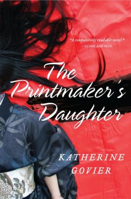 Book cover of the Printmaker's Daughter